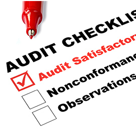 Supplier Evaluation Audits